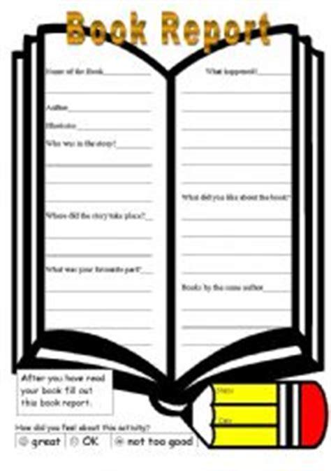 Book Report Ideas - Mrs Rakowskis 4th Grade - Google Sites